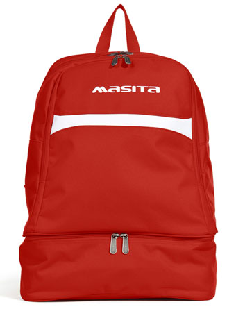 Backpack Hardcase Brasil  Red / White