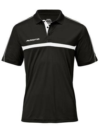 Polo Brasil  Black / White
