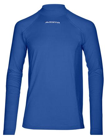 Long Sleeve T-Shirt Skin  Royal Blue
