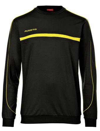 Sweater Brasil  Black / Yellow