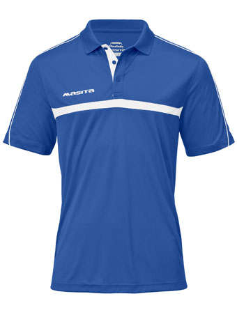 Polo Brasil  Royal Blue / White