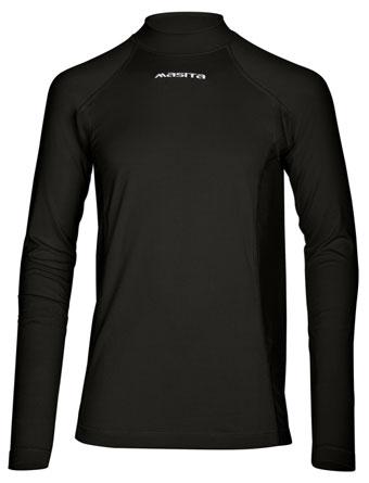 Long Sleeve T-Shirt Skin  Black