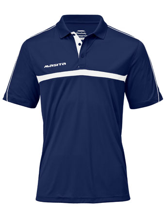 Polo Brasil  Navy Blue / White