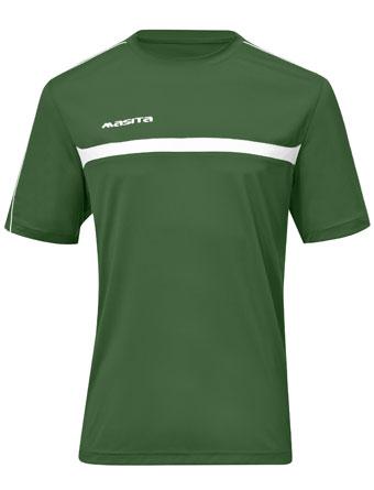 T-Shirt Brasil  Green / White