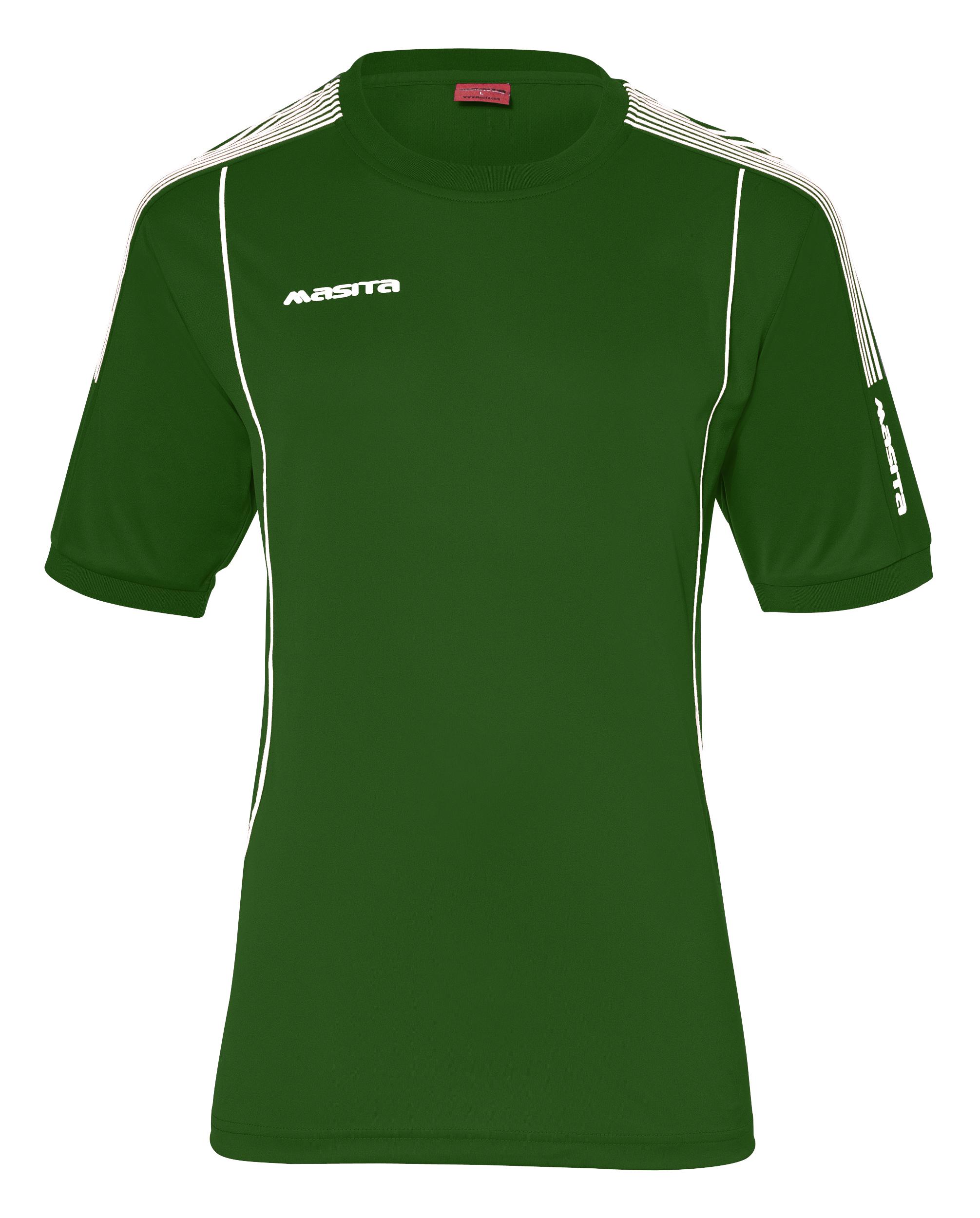 T-Shirt Barca  Green / White