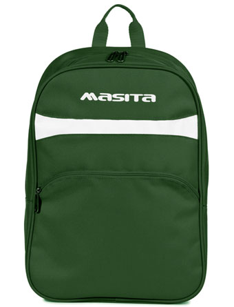Backpack Brasil  Green / White