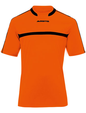 SportShirt Brasil  Orange / Black