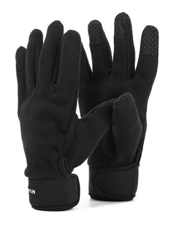 Player Gloves  Black