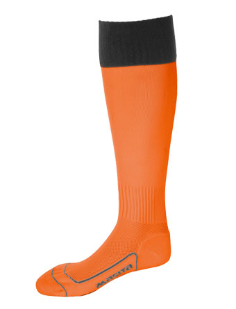 Socks Con.Welt Chelsea  Orange / Black