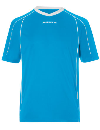 SportShirt Striker  Sky Blue / White